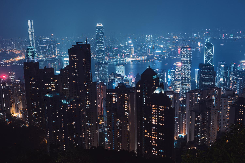 Offbeat Escapades - Hong Kong Cyberpunk photo spots
