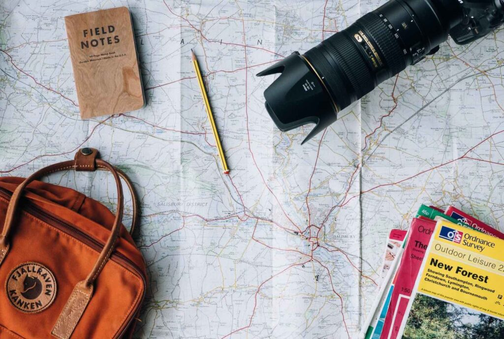 Best Items to Work Better on the Go - Digital Nomads - Offbeat Escapades-