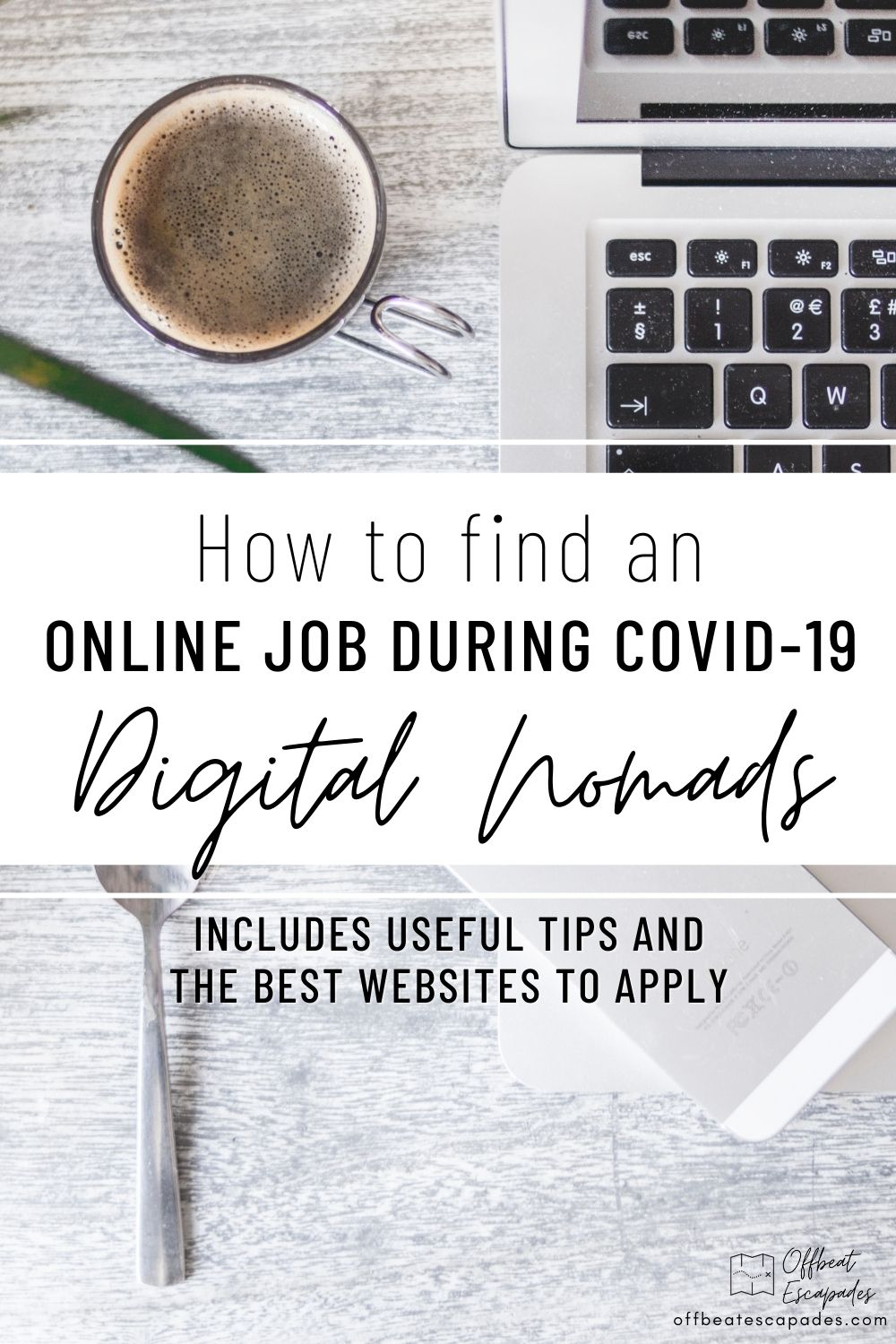 How to find an online job during covid 19 aspiring digital nomads