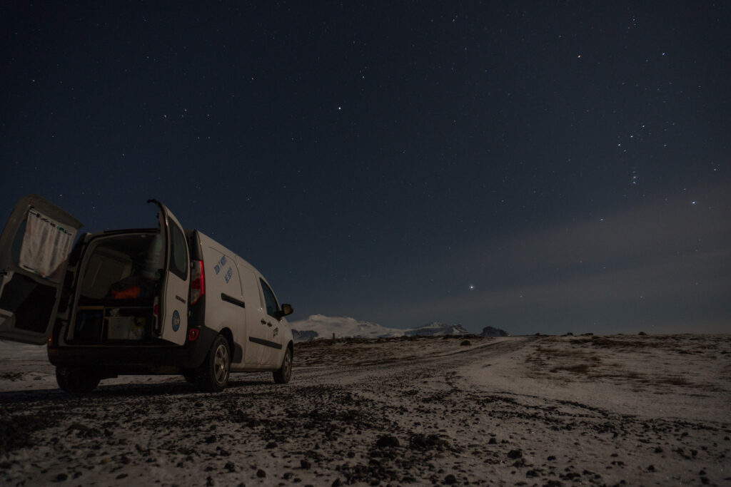 The Ultimate Campervan Packing List for a Winter Road Trip
