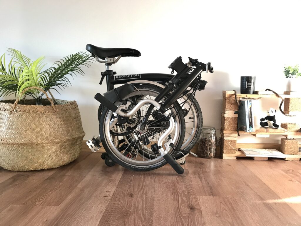 Why the Brompton is the Best Folding Bicycle for Nomads - Brompton Only Bike