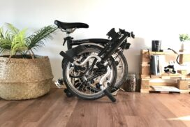 Why the Brompton is the Best Folding Bicycle for Nomads – Brompton Only Bike