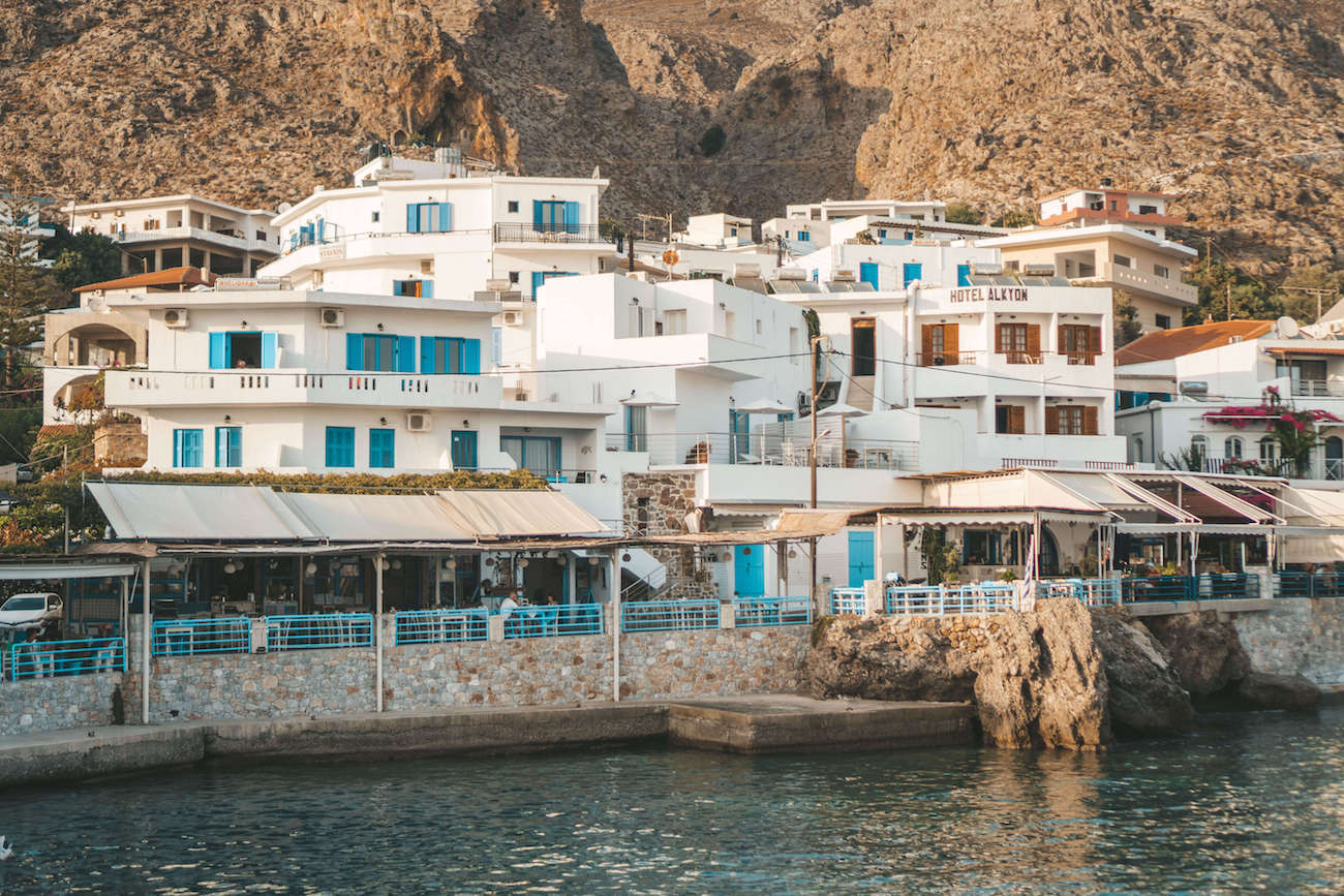 Most Beautiful Places to Stay in Chora Sfakion (Crete)
