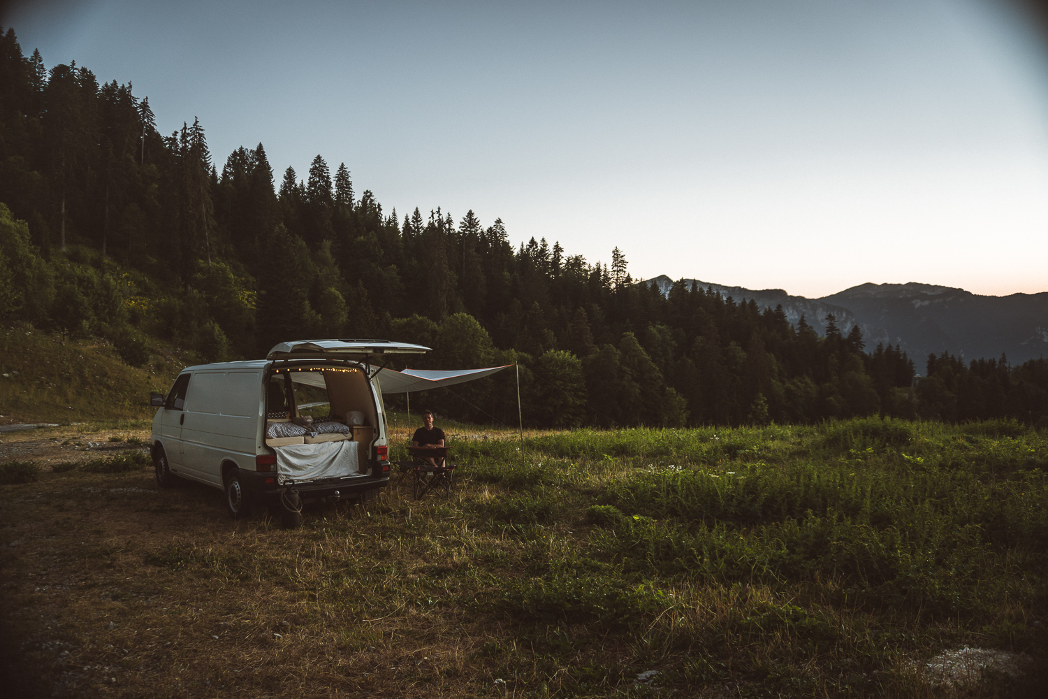How to Choose A Campervan for the Best DIY Conversion