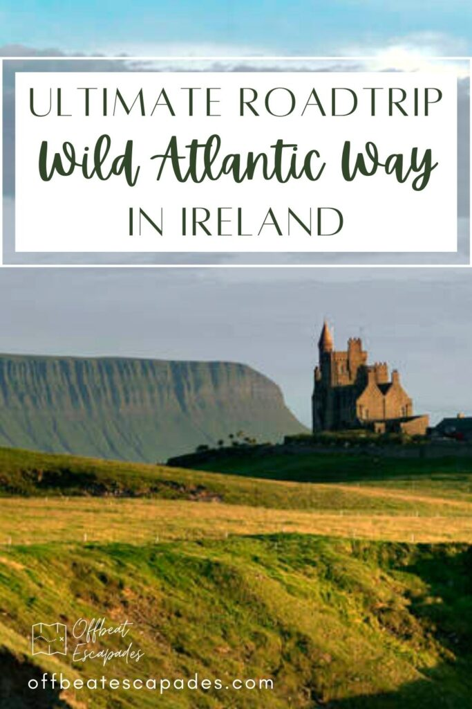 Wild Atlantic Way Highlights - Pinterest 1