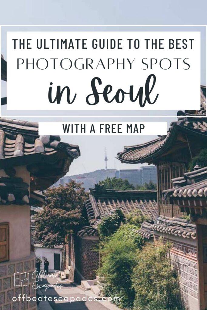 Seoul Photography Spots 4
