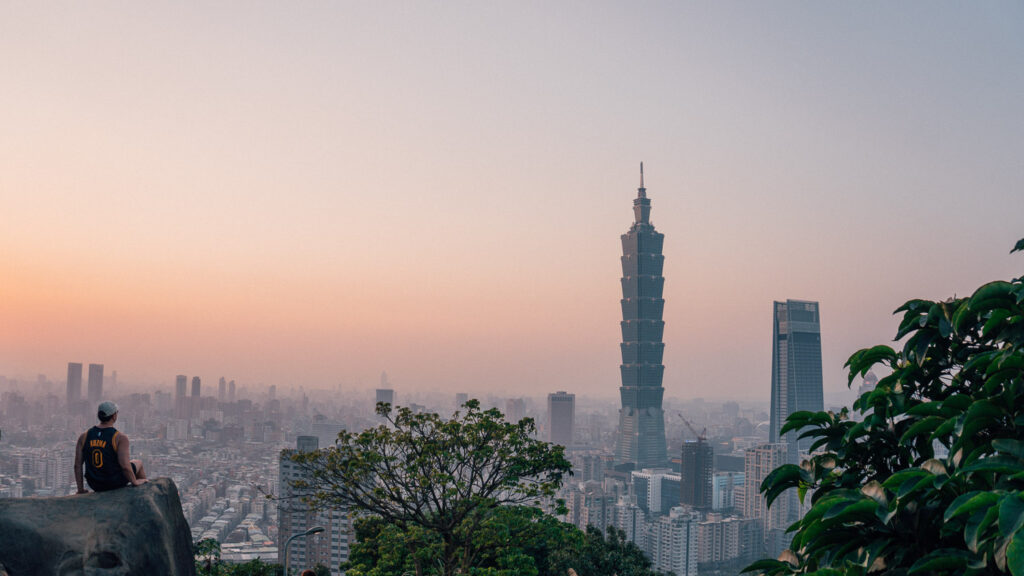 Taipei Digital Nomad - Offbeat Escapades